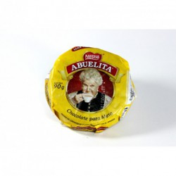 Chocolate Abuelita una tablilla 90 g