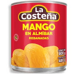 La Costeña Sliced Mango 800g