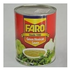 Faro Chopped Green Tomatoes 2.8kg