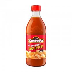 Salsa botananera botella La Costeña 370 g