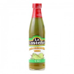 La Costeña Green Habanero Hot Sauce 150g