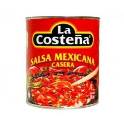 Salsa Mexicana Casera La Costeña 2,95 kg.
