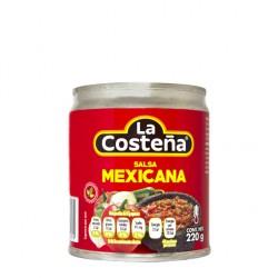 Salsa Mexicana casera La Costeña 220 g