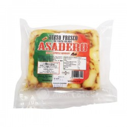 Queso Asadero con chipotle adobado 300 g