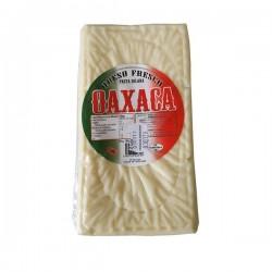 Queso Oaxaca barra 1 kg (solo de venta en Madrid dentro de la M-50)