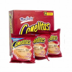 Canelitas pack 12