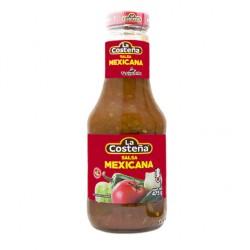 Salsa Mexicana casera La Costeña 475 ml
