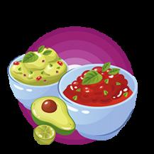 Especias y salsas